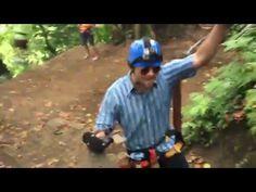Misha's Tarzan Swing - YouTube