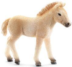 Schleich Fjord Horse Foal www.minizoo.com.au