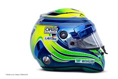 Racing Helmets Garage: Schuberth SF1 F.Massa 2015 by Jens Munser Designs