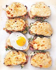 The French take the pairing of ham and cheese seriously and this is no more apparent than in croque-monsieur