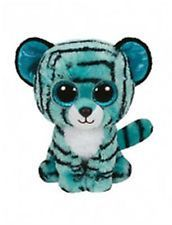 Purple Beanie Boo Tiger | New listingTY BEANIE BOO BOOS JUSTICE EXCL TESS THE TIGER CUTE