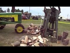 Check This Metal Wheel Hay Cutter & More - YouTube