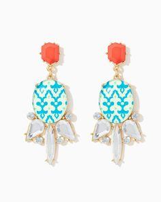 charming charlie | Geordanna Swing Earrings | UPC: 410007480116 #charmingcharlie