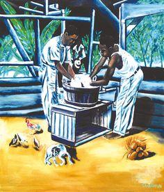 Frank Creton - Kunstschilder