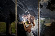 Ashleigh and Conrad's Vintage Yard Parys Wedding