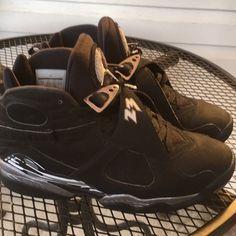 172de1f1de9b Shop Women s Jordan Black size 9.5 Sneakers at a discounted price at  Poshmark. Description