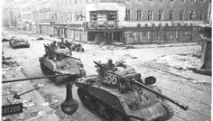 The Sherman was commanded by Dmitry Fedorovich Loza, a russian tank ace of Soviet Lend-Lease Sherman Tanks In Lend Lease, Sherman Tank, Tank Destroyer, Story Of The World, Red Army, Communism, Panzer, Armored Vehicles, Soviet Union