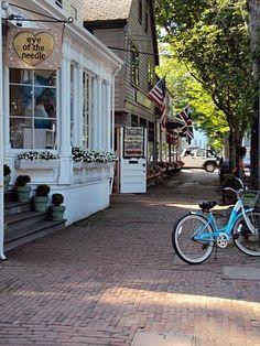 Nantucket  via Amanda Rance