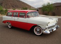 1956 Chevy 210 Station Wagon