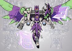 Ineffectual Robot Christ by weremole
