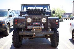 THE STREET PEEP: 1965 Land Rover Series IIA Pickup