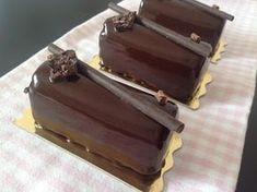 Mini Desserts, Dessert Recipes, Chocolate Dome, Czech Recipes, Cheesecakes, Deserts, Blog, Pizza, Cheesecake