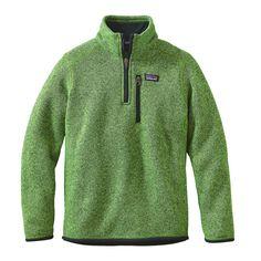 better sweater 1/4 zip fleece | patagonia