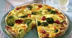 20 Ideas for Easy Vegetarian Quiche Recipe - Best Diet and Healthy Recipes Ever Vegetarian Quiche, Vegetarian Recipes, Cooking Recipes, Healthy Recipes, Vegetable Quiche, Vegetable Recipes, Quiches, Good Food, Yummy Food