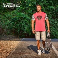 Red S, Campaign, Mens Tops, T Shirt, Collection, Fashion, Tee, Moda, La Mode