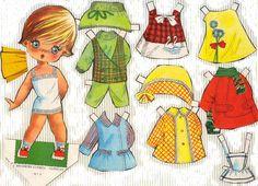 recortables, muñecas de papel para vestir, paper dolls - merimartinez1 - Álbumes web de Picasa