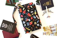 Family passport holder family travel wallet world map travel family passport holder family travel wallet travel document holder travel organizer large travel wallet multiple passport holder gumiabroncs Image collections