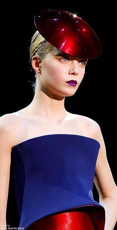 Armani Privé Spring 2011 Couture: