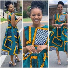 20 Gorgeous Ankara Fashion Styles For Church, Work & Wedding Wedding outfits and Asoebi designs for women. Fenural Ankara styles are included. African Fashion Designers, Latest African Fashion Dresses, African Print Dresses, African Print Fashion, Africa Fashion, African Dress, Ankara Fashion, African Prints, African Wear