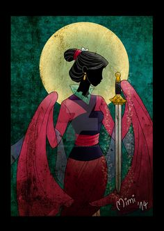 .mulan by mimiclothing.deviantart.com on @DeviantArt
