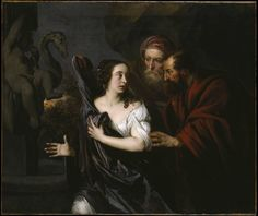 Peter Lely, Susanna and the Elders, 1650-5
