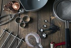 If You're Going to Bake, These are The Tools & Equipment You Need