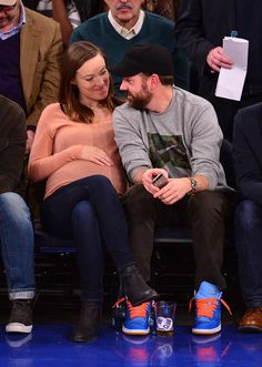 Pin for Later: 43 Sweet Moments Between Jason Sudeikis and Olivia Wilde That Will Steal Your Heart March 2014, NYC