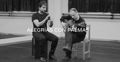 Flamenco Rhythm {Alegrías con palmas}