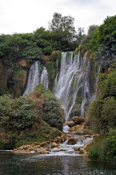 Kravice waterfalls...day trip from Dubrovnik!