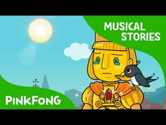 The Happy Prince | Fairy Tales | Musical | PINKFONG Story Time for Children - YouTube