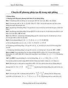 Link download Tài liệu ôn thi Đại học môn Toán http://www.doko.vn/thread/47/tai-lieu-on-thi-dai-hoc-cao-dang-mon-toan-tong-hop-link-download