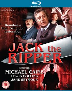 Jack The Ripper Starring Michael Caine