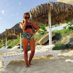 #surania #bikini #fashion #paradise #beach #summer @fatslc  Custom made swimwear I www.surania.com