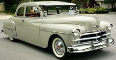 1950 Plymouth Special Deluxe Club Coupe