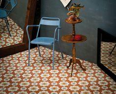 Fantastiche immagini su pavimenti vintage anni bathroom