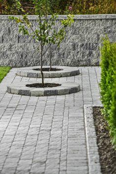 Garden Art, Garden Ideas, My Dream Home, Sidewalk, Patio, Outdoor Decor, House, Image, Gardens