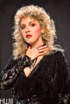 One half of the Black Lace/Wild Heart photoshoot. A mixture of released and unreleased/rare photos. I have tried to assemble them in chronological order. By Herbie Worthington - 1983 Part one of two ½ Beautiful Voice, Most Beautiful Women, Amazing Women, Buckingham Nicks, 80s Hair Bands, Stephanie Lynn, Stevie Nicks Fleetwood Mac, My Sun And Stars, Women In Music
