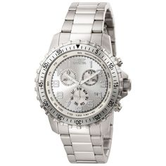 Invicta Men's 6620 II Collection Chronograph Stainless Steel Watch