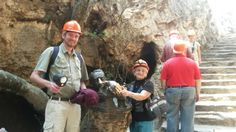 Israeli guests joining us for a tour to The Cradle of Humankind world heritage site and Sterkontein caves. African Safari, Day Tours, World Heritage Sites, Caves, Adventure, Cave, Fairytail, Fairy Tales