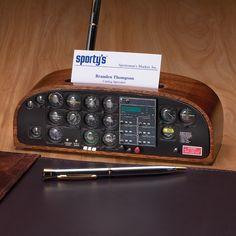 Cessna Panel Desk Organizer - Sporty's Wright Bros