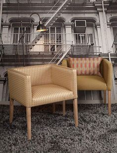Hertex Fabrics is s fabric supplier of fabrics for upholstery and interior design Hertex Fabrics, Fabric Suppliers, Love Seat, Armchair, Upholstery, Couch, Interior Design, Wallpaper, Paint
