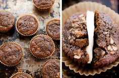 Buckwheat Zucchini Muffins, a recipe on Food52 - play around with this, definitely replace the oat flour