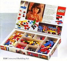 What Lego boxes used to look like in the Childhood Images, 1970s Childhood, My Childhood Memories, Childhood Toys, Vintage Lego, Vintage Dolls, Toys R Us Kids, Kids Tv, 70s Toys
