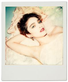 Maripol Uncovered - Madonna photographed by Maripol.