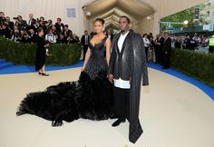 Cassie and Sean 'Diddy' Combs.Photo: Neilson Barnard/Getty Images