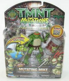 Playmates Teenage Mutant Ninja Turtles Movie Mutation Figure - Mike Playmates http://www.amazon.com/dp/B001250RIM/ref=cm_sw_r_pi_dp_Qlequb0Y0S1TK