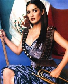 Salma Hayek | Mexican beauty