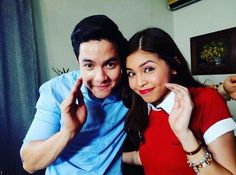 Watch the phenomenon of Asian power couple Alden Richards and Maine Mendoza via today's AlDub Live Stream here: Picture Instagram, Split Screen, Maine Mendoza, Alden Richards, Fashion And Beauty Tips, Fantastic Baby, Now And Forever, Trending Topics, Theme Song