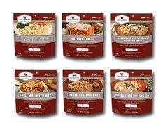 Cook in the Pouch - Emergency 72 Hour Meal Kit -  $29.70