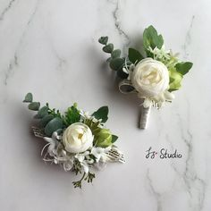 While you can leave all your wedding event flower selections in the hands of a capable expert florist and get terrific outcomes, you might wish to take a more hands on approach. Rustic Boutonniere, Wedding Boutonniere, Faux Flowers, Silk Flowers, Wrist Corsage, Silk Flower Arrangements, Rustic Wedding, Wedding Groom, Bouquets